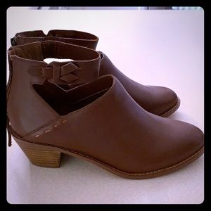 Anthropology boots never worn! Brand New, no tags!